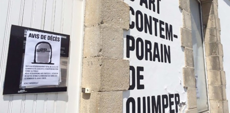 A Quimper, plus de Quartier pour l'art contemporain | Art contemporain et culture | Scoop.it