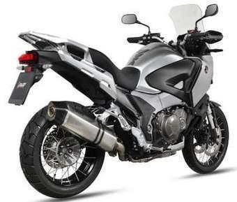 Mivv : un Speed Edge pour la Honda Crosstourer - Moto - Caradisiac | test topic 1 | Scoop.it