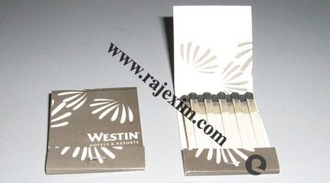 Custom Matches Exporter, Custom Match Box Wholesale, Pub Matches Supplier | Safety Matches Exporters Form India | Scoop.it