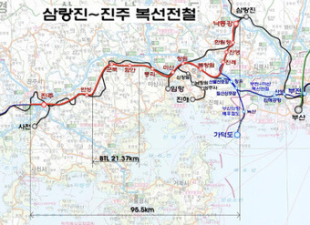 New KTX Services to Jinju Station Cut Travel Time in Half | Trains | Scoop.it