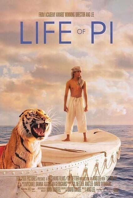 Life of Pi | Christopher Lock Mini-Film Reviews | Scoop.it