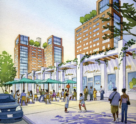 Breaking Blocks: public housing minus the superblock | green streets | Scoop.it