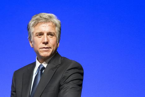 SAP's Bill McDermott provides a CEO's plan to defy disruption - Fortune | SAP Big Data Media | Scoop.it