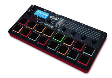 AKAI Announces 5 New Products for 2014! APC40 MKII, Rhythm Wolf, APC Mini, MPX16   Gear Acquisition Syndrome   Scoop.it