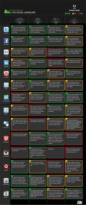 Social media in 2012 | Doeland's Digitale Wereld | Scoop.it