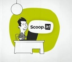Tutoriel complet : Comment créer un Scoop.It pour partager une veille | Web & Bib | Scoop.it