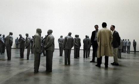 Juan Muñoz: Many Times | Art Installations, Sculpture, Contemporary Art | Scoop.it