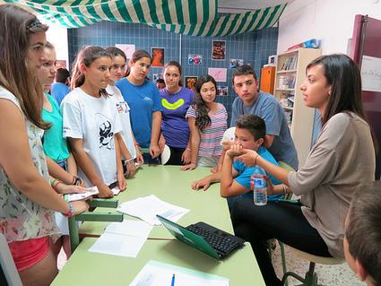 L'Aprenentatge Servei: reinventant l'acció educativa de les ONG - Canal Solidari | TIC i Educació | Scoop.it