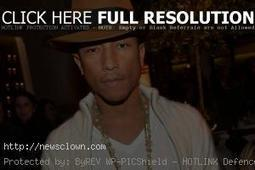 Pharrell Williams: He wants to convey emotions with his music | newsclown | Scoop.it