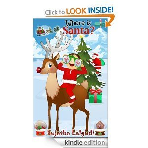 FREE Kindle Children's eBook: Where is Santa - A Christmas Picture book for Children (Spot It)! | eBook Gratis | Scoop.it