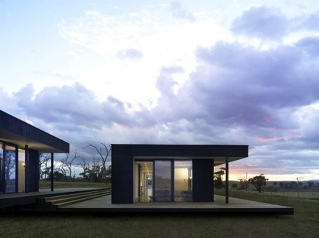 Kilmore House: energy-efficient, modular architecture in Australia | sustainable architecture | Scoop.it