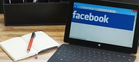 Facebook et la règle du 20% de texte sur les images publicitaires | Social Media Curation par Mon Habitat Web | Scoop.it