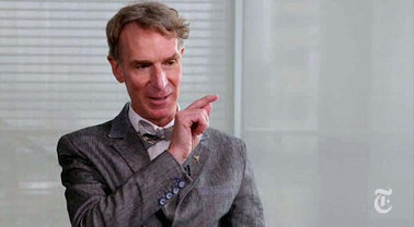 On TV and the Lecture Circuit, Bill Nye Aims to Change the World | News articles related to science and education | Scoop.it