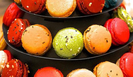 Acide : le nouveau « restaurant à desserts » de Jonathan Blot | Epicure : Vins, gastronomie et belles choses | Scoop.it