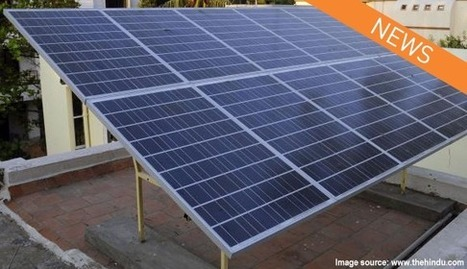 India Solar Homes | Install a 1KW rooftop solar system only for INR ... | solar power in adelaide | Scoop.it