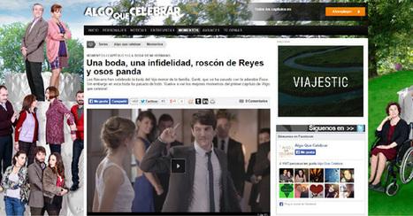 Especial televisión en Internet: cómo es la web de Atresmedia | Bloggin Zenith | Big Media (Esp) | Scoop.it