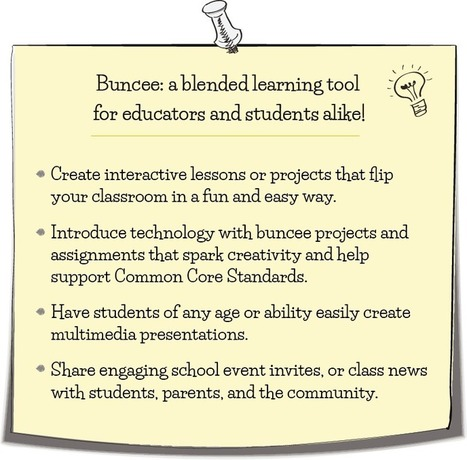 Buncee for Education | Buncee - Your Creation and Presentation tool Simplified | Liberating Learning with Web 2.0 | Scoop.it
