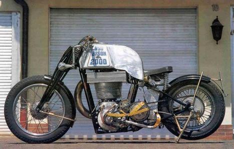 NSU BISON 2000 | Vintage Motorbikes | Scoop.it