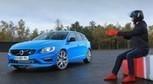 Essai Volvo V60 Polestar : à nous deux ! - Auto titre   Volvo Polestar & Team Cyan   Scoop.it