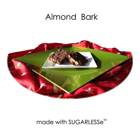 Roasted Almond Bark with SUGARLESSe™ | Go Sugar Free Now | Scoop.it