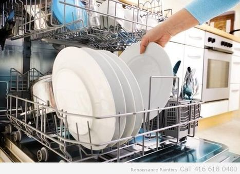 Cutting-Edge Convenience: Dishwashers in the Digital Age - | Renaissance Painters | Scoop.it