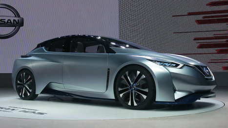 Nissan finally admits that a 200-plus mile Leaf electric vehicle is coming. We've been waiting for this. | Technology and its impacts on our lives | Scoop.it