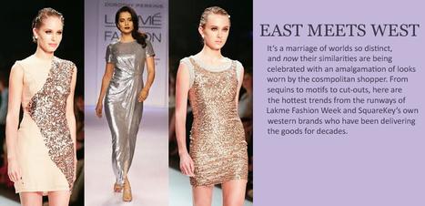 EAST MEETS WEST | Fashion | Scoop.it