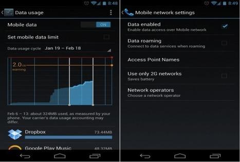 Ihsan Magazine: Tips Mematikan dan Menghemat Kuota Paket Data Internet di Android | ihsangamerz | Scoop.it