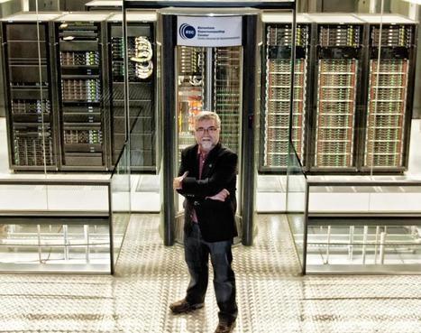 """El nuevo genio mundial de la supercomputación es un científico español. Noticias de Tecnología   Informática """"Made In Spain""""   Scoop.it"""