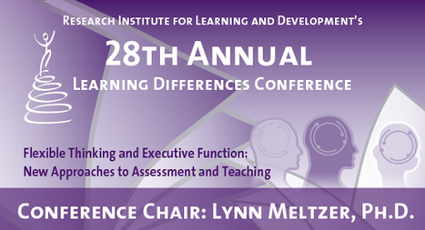 28th Annual Learning Differences Conf - Pioneering the EF Field! | Eagle Hill Southport | Scoop.it