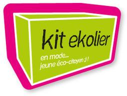 Lancement du Kit Ekolier !   Actualité de l'économie sociale et solidaire   Scoop.it