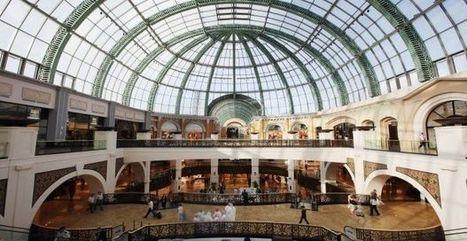 Le plus grand centre commercial du monde bientôt à Dubaï   Retail Solutions & Architecture   Scoop.it