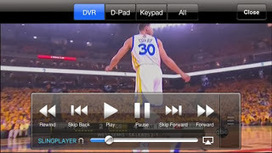 """Enjoy recorded TV on your iPhone or iPad with """"SlingPlayer"""" app 
