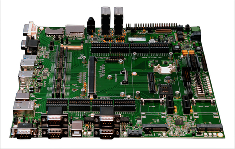 Apalis Evaluation Board - Embedded Developments Boards | Toradex Computer Modules | Scoop.it