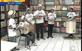Professor ensina samba de raiz em escola na Serra catarinense   samba   Scoop.it
