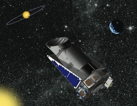 Kepler Space Telescope data suggests up to 40 billion Goldilocks planets | Future Tech | Scoop.it