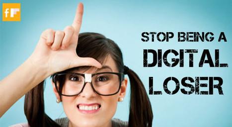 Stop Being a Digital Loser: 12 Tips to Avoid Social Churn | Digital Media | Scoop.it