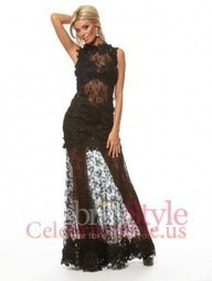 Is This Black Lace Dress Your Style?  What Shoes Would You Wear With This?   Goddess Hub   Scoop.it