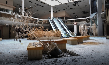 The death of the American mall | tquark | Scoop.it