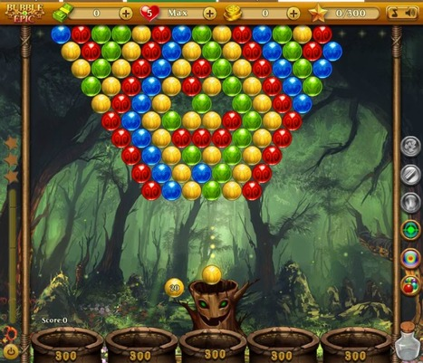 Play New Bubble Witch Saga Game All Levels For Free   Play Candy Crush Games   Scoop.it