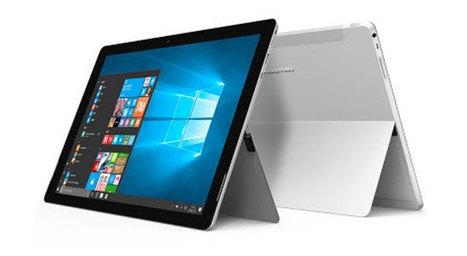 Teclast X5 Pro : Une tablette hybride avec 8Go et un Core M3-7Y30 | Matériel informatique : nouveautés, produits originaux, nouvelles idées... | Scoop.it