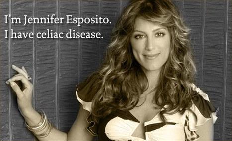 Finally…A Celebrity Gets Celiac Disease - The Gluten Dude | Living Gluten free | Scoop.it