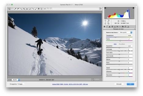 Photoshop CS6 et Camera Raw : une dernière mise à jour et puis s'en va - Phototrend | Photoshop | Scoop.it