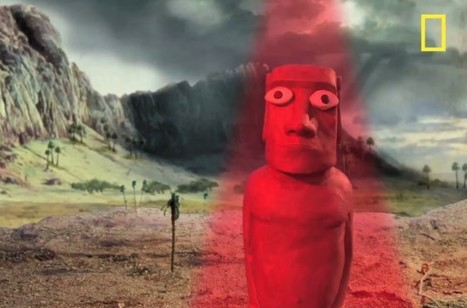 Scientists Prove Easter Island Statues Could Have Walked ... | Scuba Diving Adventures | Scoop.it