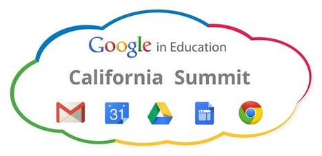 Resources - 2013-07-13 Google in Education California Summit | Into the Driver's Seat | Scoop.it