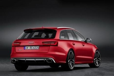2014 Audi RS6 Avant - Top Cars   Damn It's Awesome   Scoop.it