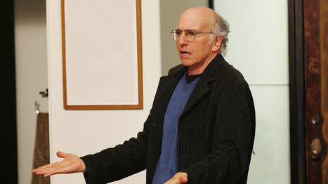 'Curb Your Enthusiasm' Returning to HBO for a 9th Season | Filmic | Scoop.it