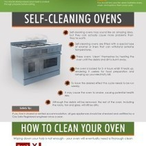 How Clean Is Your Oven? | Visual.ly | Branding | Scoop.it