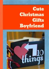 Cute Christmas Gifts Boyfriend   For my Love   Scoop.it
