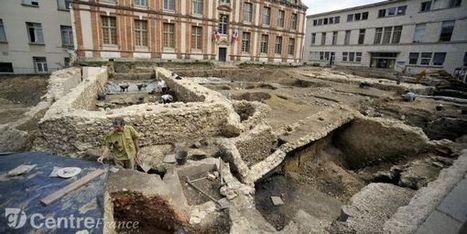 Une cave médiévale identifiée par les chercheurs rue au Lin | Ma Cave En France | Scoop.it
